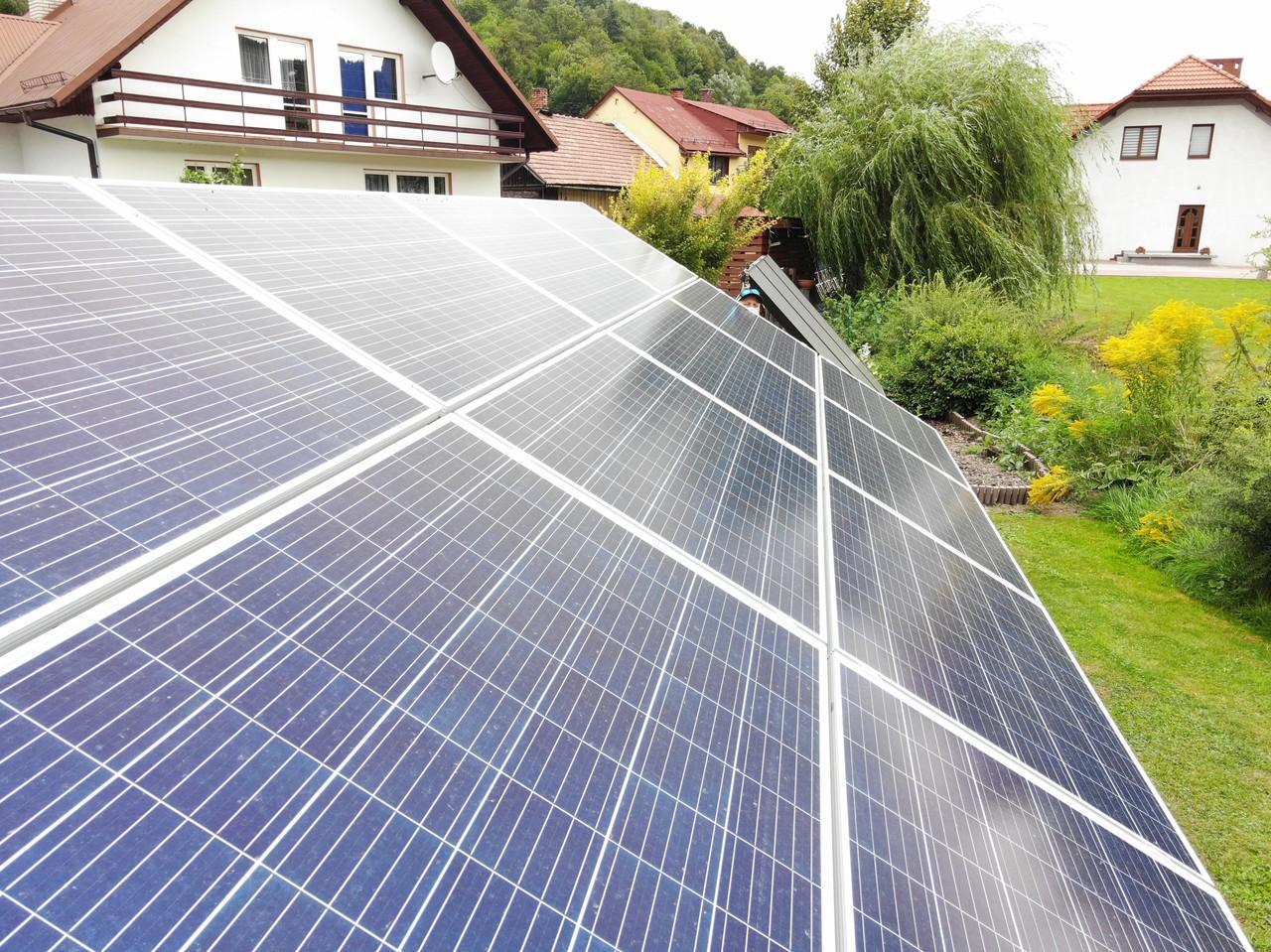 Rozliczenia energii po montażu instalacji